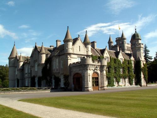 Balmoral замок