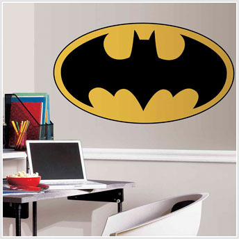 Batman's in the House