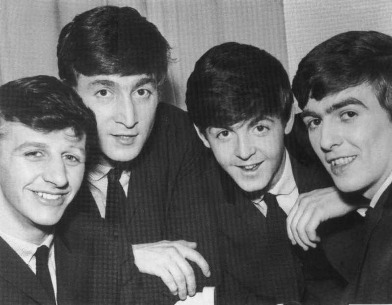Beatles, 1962