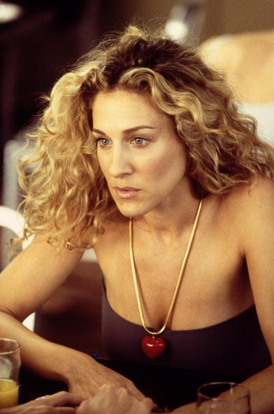 how tall is carrie bradshaw
