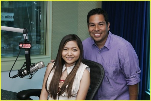 Charice Pempengco wolpeyper entitled Charice Pempengco ArchivesThu, 03 June 2010Charice Takes Over Radio Disney