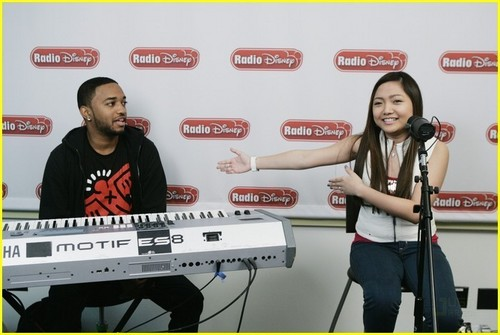 Charice Pempengco wolpeyper titled Charice Pempengco ArchivesThu, 03 June 2010Charice Takes Over Radio Disney