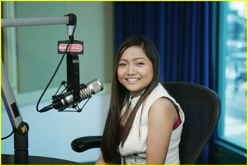Charice Pempengco wallpaper entitled Charice Pempengco ArchivesThu, 03 June 2010Charice Takes Over Radio Disney