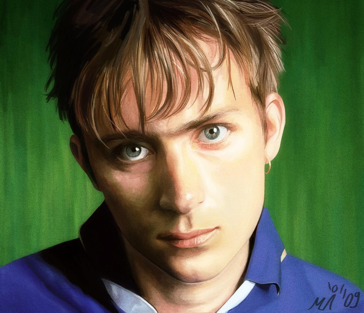 Damon albarn blur