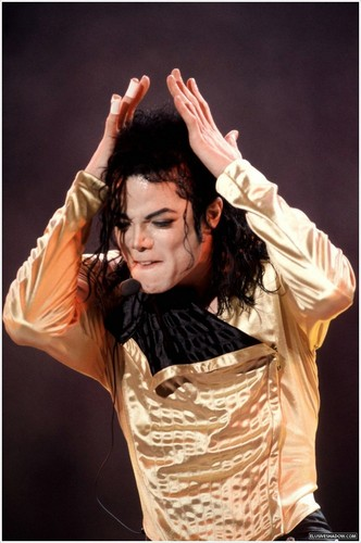 Dangerous Tour - or Leotard