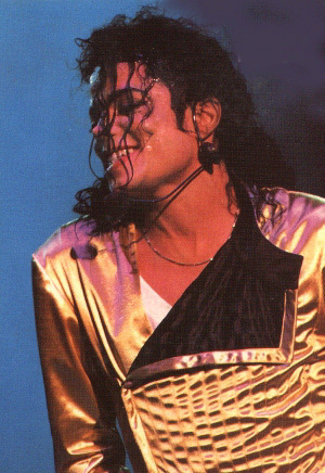 Dangerous Tour - oro Leotard