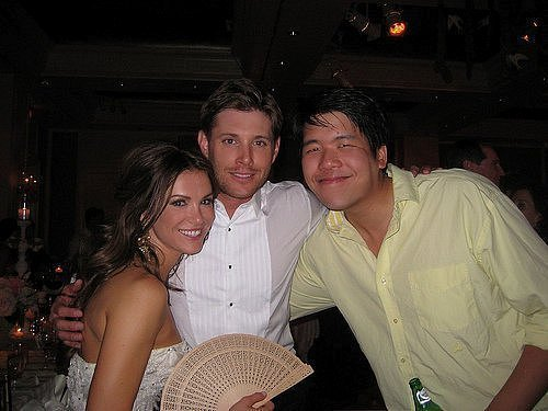 Danneel Harris's wedding