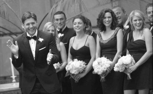 Danneel Harris's wedding