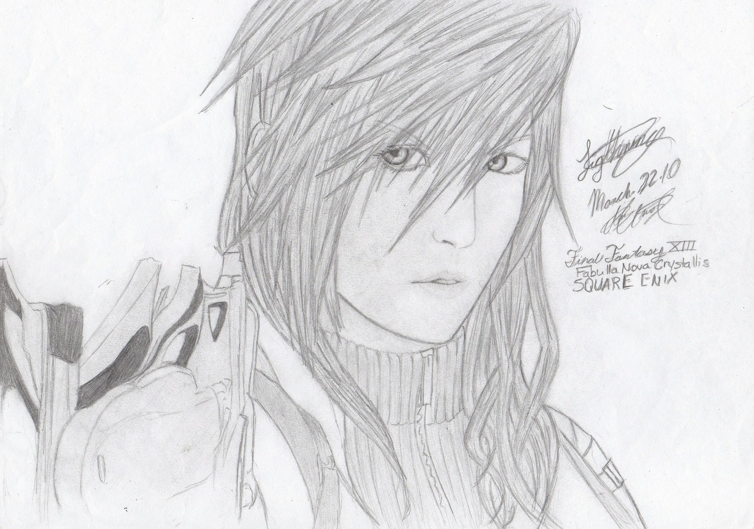 Drawing Fanart