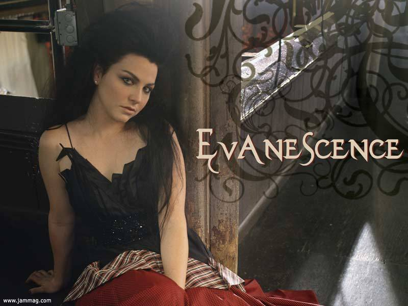 Evanescence - Wallpaper Gallery