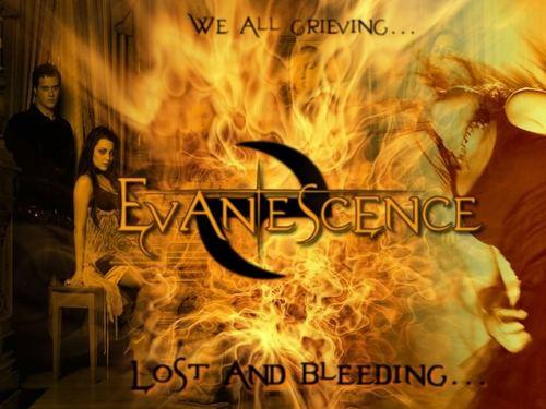 Evanescence fond d'écran titled Evanescence