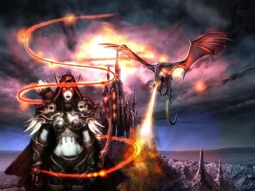 FantasyDragon-wallpaper