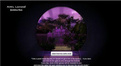 Forbidden Rose Garden