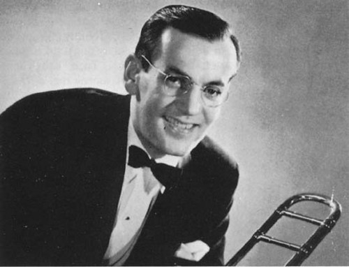 Jazz wallpaper titled GLENN MILLER