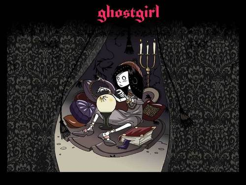Books to Read wallpaper entitled Ghostgirl