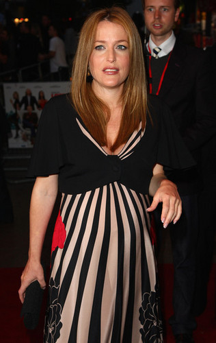 Gillian 'How to Lose Friends and Alienate People' UK premiere in 2008
