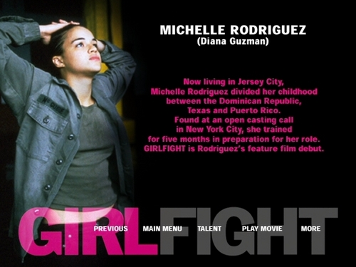 Girlfight: Talent Files