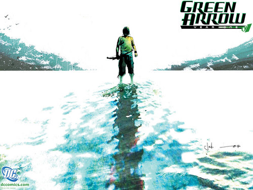 Green ARROW/アロー