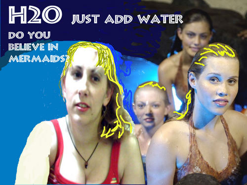 H2o just add water (four mermaids)
