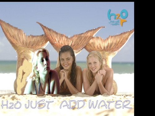 H2o just add water images h2o mermaids hd wallpaper and for H20 just add water wallpaper