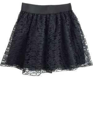 Hanna lace skirt