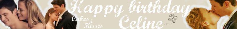 Happy birthday Celine!!!!!♥