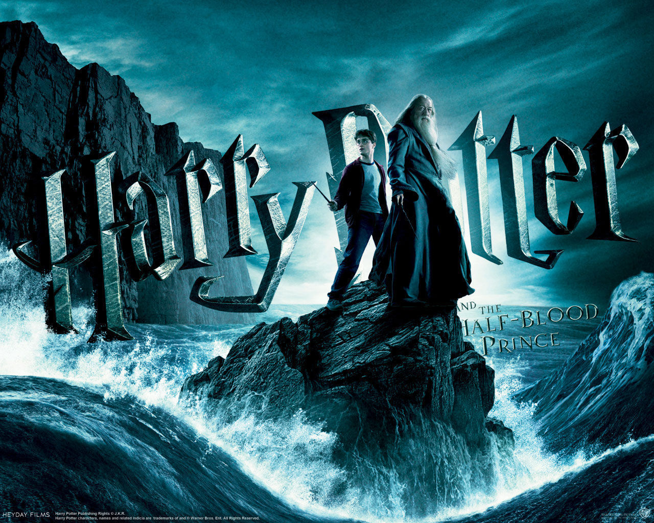 fotos harry potter 6: