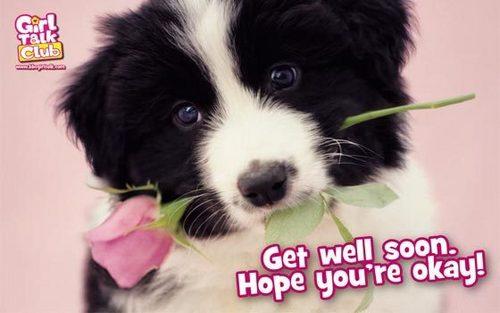 Hope आप Get Well Soon