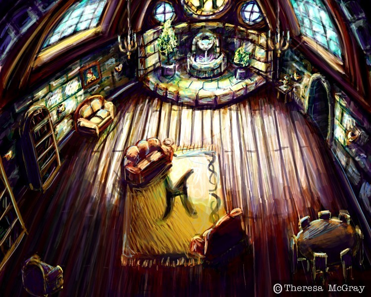 Harry Potter Images Hufflepuff Common Room Wallpaper
