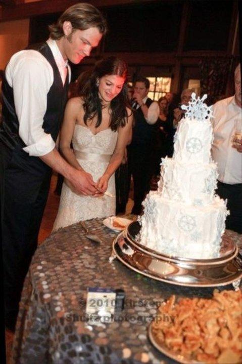Jared's Wedding and Wedding's Rehearsal