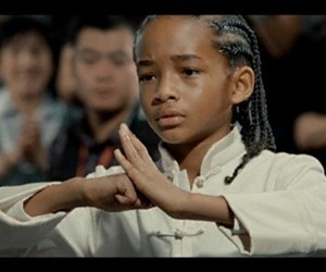 Jayden in Karate Kid