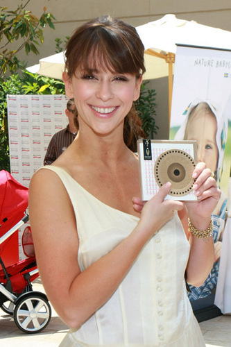 Jennifer @ Kari Feinstein এমটিভি Movie Awards Style Lounge