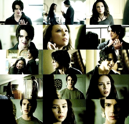 The Vampire Diaries Couples 壁纸 called Jeremy & Anna