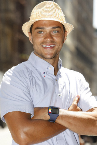 Jesse Williams TV Guide foto shoot