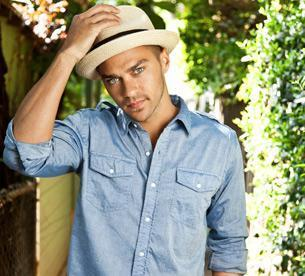 Jesse Williams TV Guide bức ảnh shoot