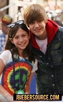 Justin Bieber on Today ipakita