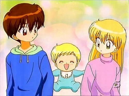 Kanata,Miyu and Ruu