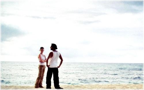Kate & Sayid
