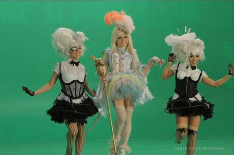 Kerli - teh party (2010)