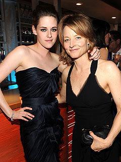 Kristen & Jodie Foster