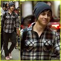 LAX-David Henrie - david-henrie photo