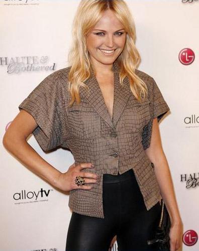 """Malin @ Launch Of Alloy TV's """"Haute & Bothered Season 2"""""""