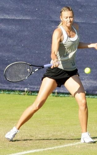 Maria Sharapova in Birmingham (June 3)