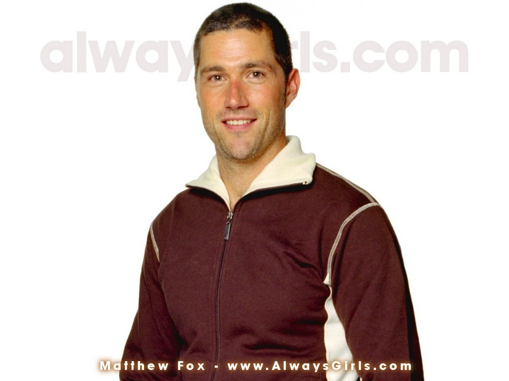Matt Doherty (actor) Wallpapers Matthew Fox matthew fox jpg