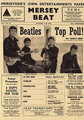 Mersey Beat Newspaper, 1962