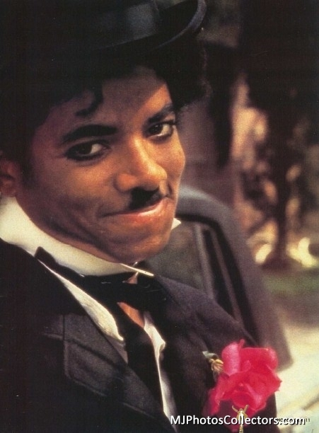 Michael, your smile makes me...