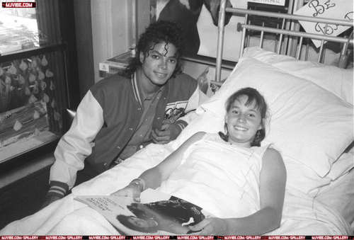 Mike with sick kids~ Rare!!!