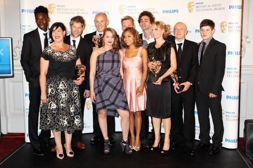 Misfits wins BAFTA!