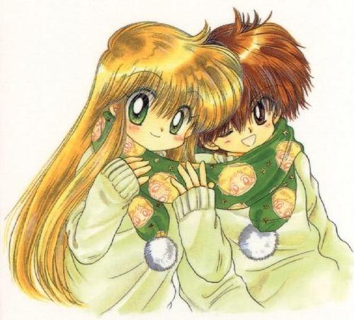 Miyu and Kanata