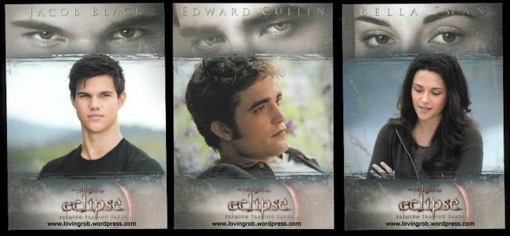 NEW Eclipse Pictures: Trading Cards